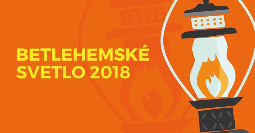 Betlehemské svetlo príde na Slovensko v sobotu 15. decembra