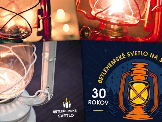 Symbol Vianoc sa dá poslať aj poštou. Samozrejme, symbolicky